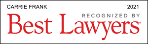 Carrie Frank Included in 27th Edition of The Best Lawyers in America©
